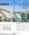 "Museum Fondation Louis Vuitton Paris: ""Franken in Frankreich"""