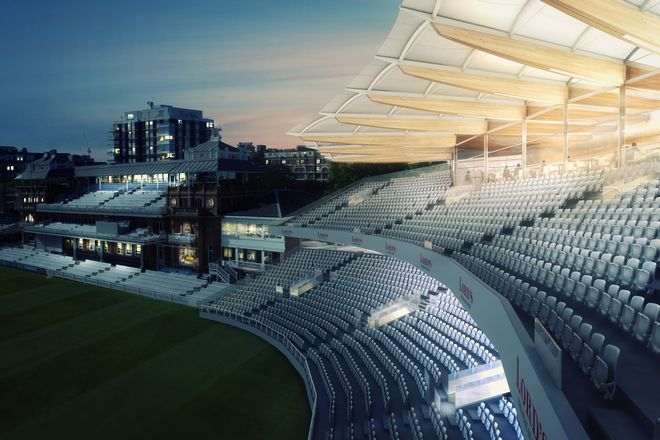 Lord's Cricket Ground London