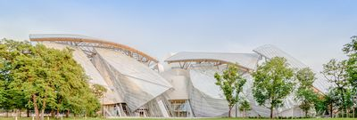 MUSEUM FONDATION LOUIS VUITTON
